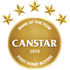 CANSTAR FHB Bank of the Year 2018
