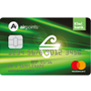 Air NZ Airpoints Low Fee Mastercard card image