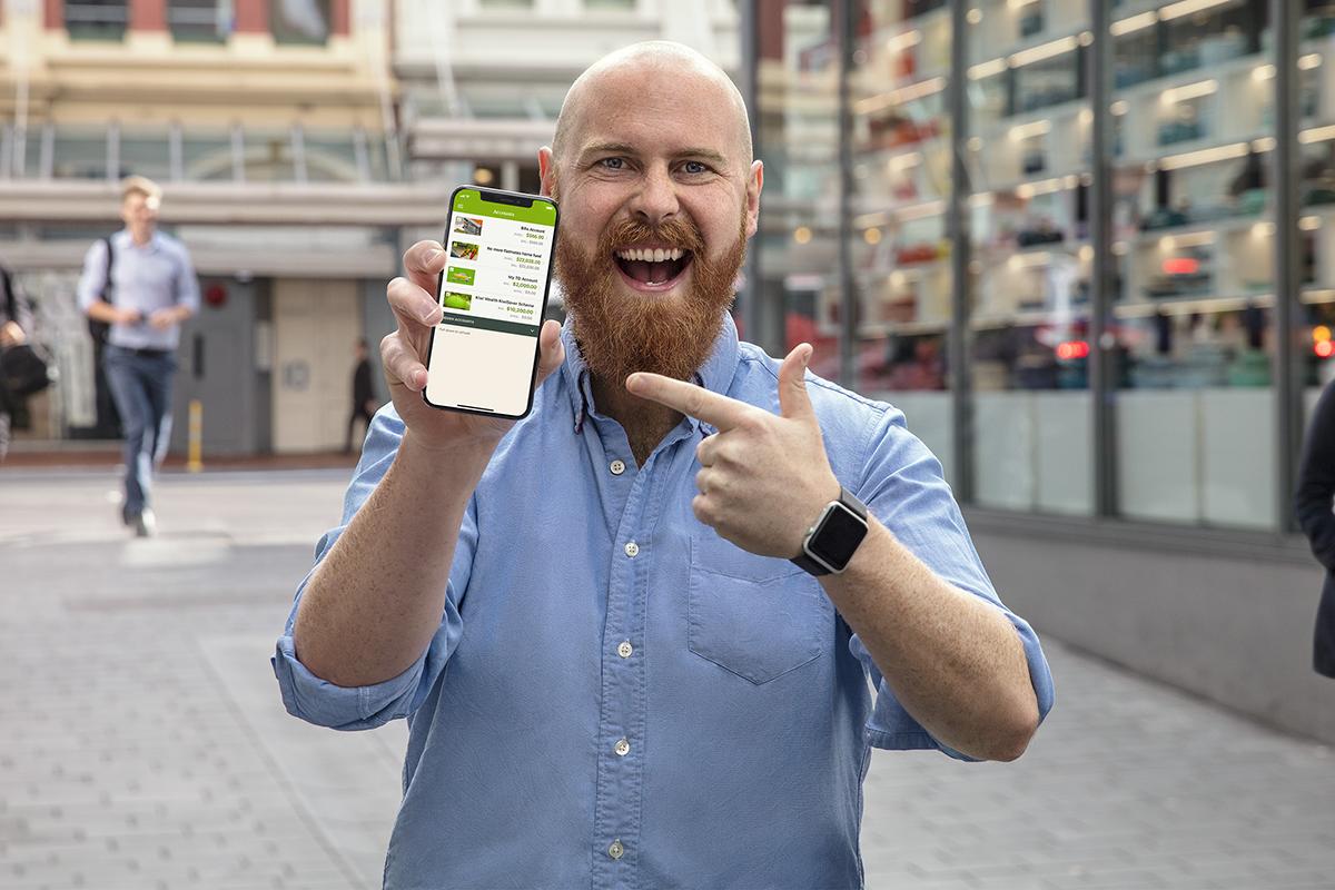 Mobile app | Digital education hub | Kiwibank