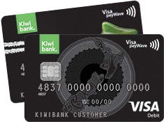 Visa Debit Card | Everyday banking | Kiwibank
