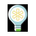 Icon - lightbulb